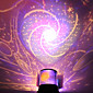 DIY romantična galaxy zvjezdano nebo projektor noćno svjetlo za proslavu božićni party