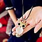 Tiny ženski dragulj dugo ogrlica