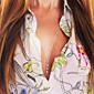 Dámské Tělové ozdoby Tělo Chain / Belly Chain Slitina Jedinečný design Módní Šperky Zlatá Stříbrná Šperky Párty 1ks
