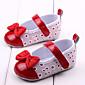 Za djevojčice Ravne cipele Proljeće / Jesen Cipele za bebe Tkanina Aktivnosti u prirodi / Formalne prilike / Ležerne prilike Mašnica