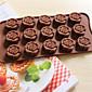 Formičky na pečení Dorty / Sušenky / Čokoládová