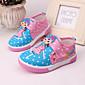 Za djevojčice Ravne cipele Proljeće Ljeto Jesen Udobne cipele Platno Aktivnosti u prirodi Ležeran Kopča Plava Ružičasta Koralj
