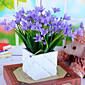 Svila / Plastika Orhideje Umjetna Cvijeće