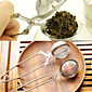 tea infuser z nerezové oceli konvice infuser koule mesh čaj filtr rukojeť čaj koule