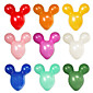20pcs Mickey Mouse oblik balona životinja Balon latex baloni za vjenčanja rođendansku zabavu proslave ukras