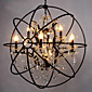Island Light ,  Tradiční klasika Obraz vlastnost for Křišťál Kov Obývací pokoj Herní pokoj