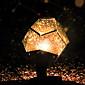 1ks stochastické baterie vzor noční světlo lampy domácí projektor lampy hvězdné oblohy brilantní noční světlo