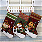 božić čarape opskrbljuje božićne čarape na Božić božićne čarape ukrase Santa čarape