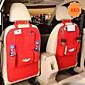 kreativní módní multifunkční auto zpět prostoru sedadlo tašky organizace přenosný cestovní pozastaveny trosek skladování organizátor