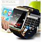 LXW Micro SIMカード ブルートゥース 2.0 / ブルートゥース 3.0 / ブルートゥース 4.0 / NFC iOS / Android ハンドフリーコール / メディアコントロール / メッセージコントロール / カメラコントロール 64MB音声 / 映像