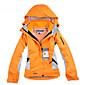 Dámské Bundy na lyže/snowboard Softshellové bundy Lyže Outdoor a turistika Volnočasové sporty Sněhové sporty DownhillVoděodolný Prodyšné