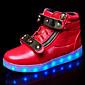 Za djevojčice Sneakers Proljeće Ljeto Jesen Zima Udobne cipele Inovativne cipele PU Aktivnosti u prirodi Ležeran Atletika Ravna potpetica