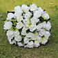 "Cvijeće za vjenčanje Krug Roses Buketi Vjenčanje Party / Večernji Svila 12,6 ""(Approx.32cm)"