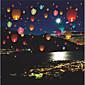 Ostatní Svatební dekorace-10Piece / SetSvatební Zvláštní příležitosti Halloween Narozeniny Novorozeně Párty a večerní akce Večírek