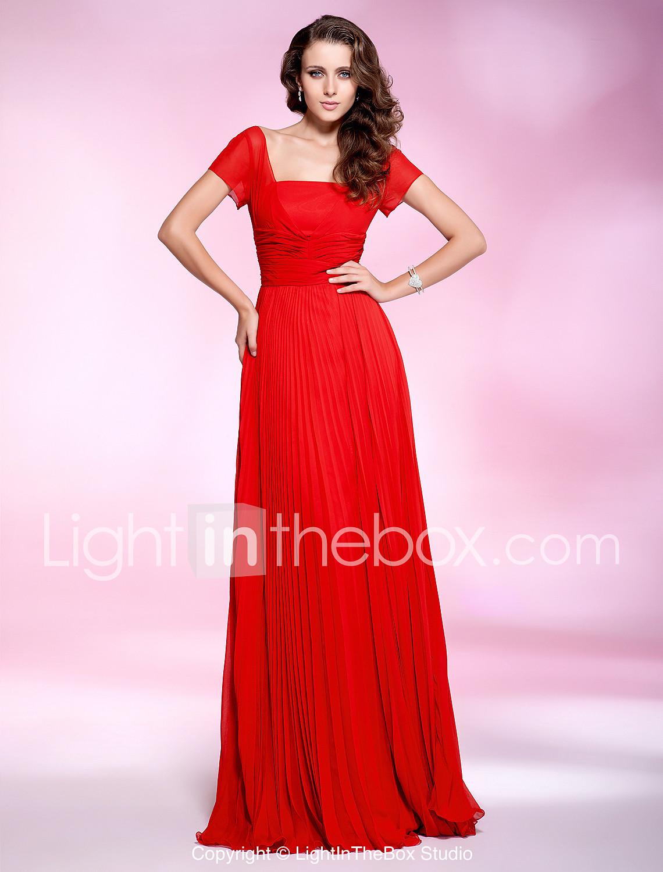 Vestidos para senhoras vermelhos